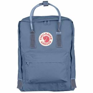 Plecak Fjallraven - Kanken Blue Ridge / Random Blocked 16L