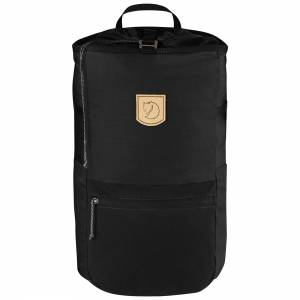 Plecak Fjallraven - High Coast Black 24L