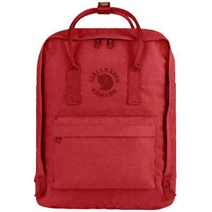 Plecak Fjallraven - Re-Kanken Red 16L