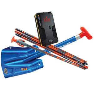Zestaw lawinowy Backcountry Access - T3 Detektor Avalanche Rescue Package