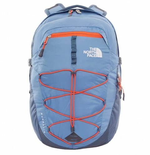 North face backpack borealis blue