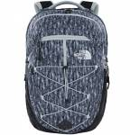 Plecak The North Face Women's Borealis - High Rise Grey Feather Leaft Print / TNF Black 25L