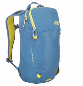 Plecak The North Face Pachacho Diesel Blue Acid Yellow 12l