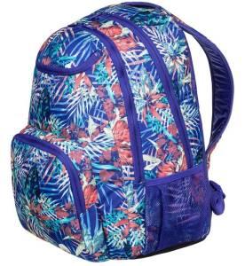 f4330af4c74d8 Plecak szkolny ROXY Shadow Swell - Royal Blue Beond Love 24L