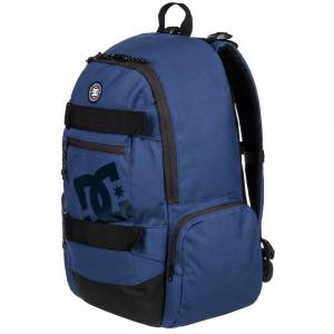 Plecak  DC The Breed - Washed Indigo 26L