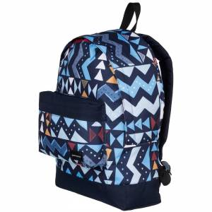 Plecak QUIKSILVER Everyday Poster - Valarta Blue Tribal Tetris 16L