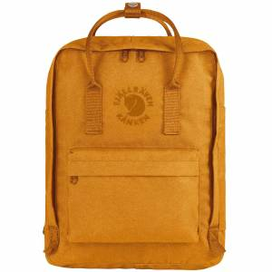 Plecak Fjallraven - Re-Kanken Sunflower Yellow 16L