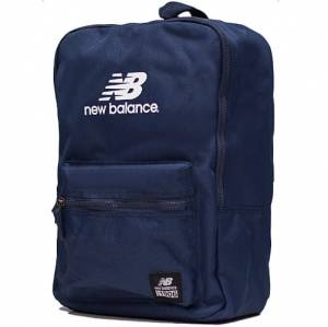 Plecak New Balance - Booker JR Backack Navy 19L
