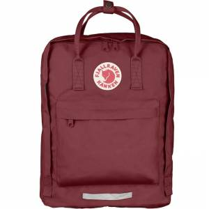 Plecak Fjallraven - Kanken Big Ox Red 20L