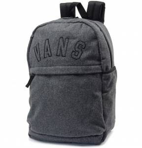 Plecak Vans Quad Squad Backpack Grey Heather 22L
