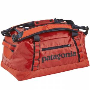 Torba na ramię Patagonia - Black Hole Duffel Paintbrush Red 45L