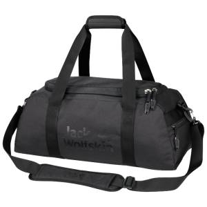 Torba na ramię Jack Wolfskin - Action Bag Black 25L