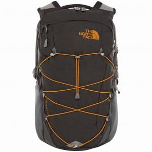 Plecak The North Face Borealis - Asphalt Grey Dark Heather Citron 28L
