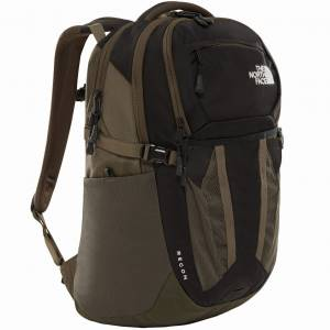 Plecak The North Face - Recon TNF Black / New Taupe Green 30L