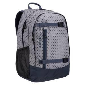 9d8759c170e69 Plecak dla dzieci Burton - Youth Day Hiker Wild Dove Polka Dot 20L