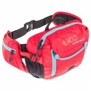 Nerka Evoc Hip Pack Race Red Neon Blue 3L