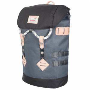 Plecak Doughnut - Colorado Small Grey x Charcoal 15L