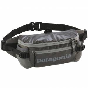 Nerka Patagonia - Black Hole Waist Pack Hex Grey
