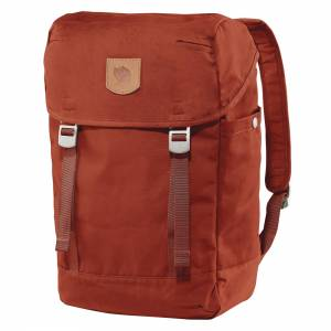 Plecak Fjallraven - Greenland Top Cabin Red 20L