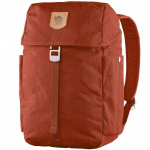 Plecak Fjallraven - Greenland Top Small Cabin Red 14L