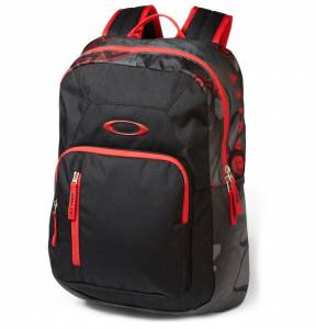 Plecak Oakley Works Pack 20 Gray/Red 20L