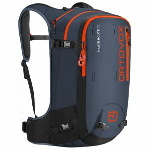 Plecak Ortovox - Haute Route Black Night Blue 32L