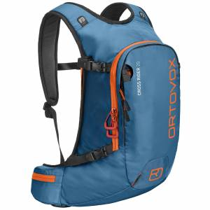 Plecak Ortovox - Cross Rider Blue Sea 20L