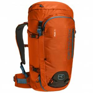 Plecak Ortovox - Peak Crazy Orange 35L