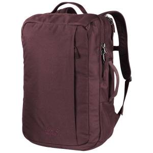 Plecak Jack Wolfskin - BROOKLYN 26L /port wine