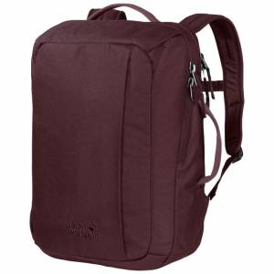 Plecak Jack Wolfskin - BROOKLYN 18L /port wine