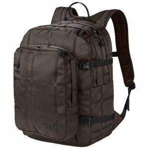 Plecak Jack Wolfskin - Berkeley Y.D. Brown Big Check 30L