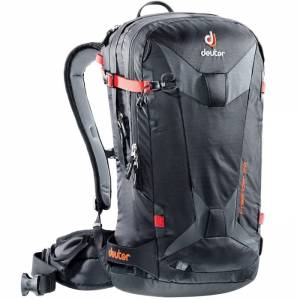 Plecak Deuter - Freerider Black Granite 26L