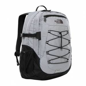 Plecak The North Face Borealis Classic - Mid Grey / TNF Black 29L