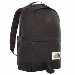 Plecak The North Face Daypack - TNF Black Heather 22L