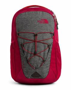Plecak The North Face Jester - Dark Grey / Red 28L
