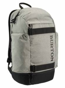 Plecak BURTON - DISTORTION 2.0 GRAY HEATHER 29L
