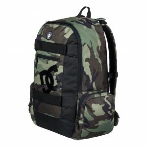 Plecak  DC The Breed - Camo 26L