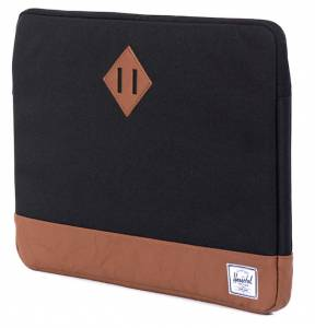 "Futerał Herschel Heritage Sleeve dla Macbook 15"" Black"