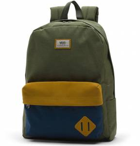 Plecak Vans Old Skool II Rifle Green 22L