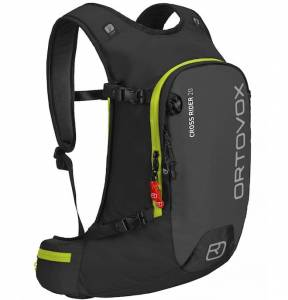 Plecak Ortovox - Cross Rider Black Anthracite 20L
