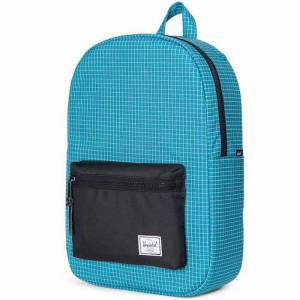 Plecak Herschel - Settlement Mid-Volume Ocean Depth Grid / Black 17L