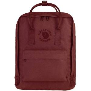 Plecak Fjallraven - Re-Kanken OX Red 16L