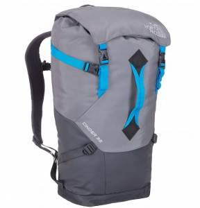 Plecak The North Face - turystyczny Cinder Pack 32 Zinc Grey / Quill Blue