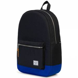 Plecak Herschel - Settlement Black / Surf The Web 23L