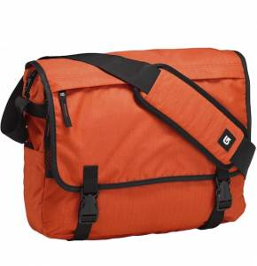Torba na laptopa Burton Synth Messenger Burner Slub
