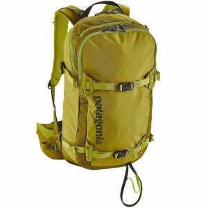 Plecak Patagonia - Snow Drifter Golden Jungle S/M 30L