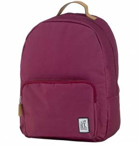 Plecak The Pack Society - Classic Burgundy 18L