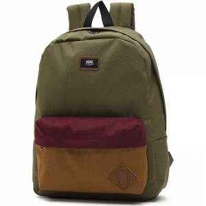 Plecak Vans Old Skool II Dress Blues - Grape Leaf 22L