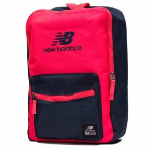 Plecak New Balance - Booker JR Backack Pink / Navy 19L