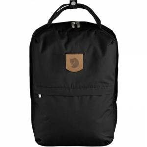 Plecak Fjallraven - Greenland Zip Large Black 23L